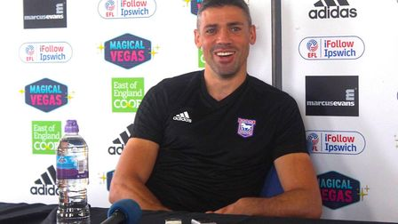 Jon Walters is an injury doubt for Saturday Picture: ROSS HALLS