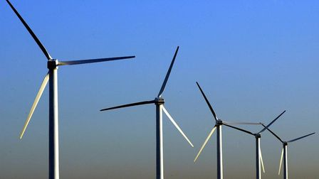 A new consultation will be held into plans for new windfarms in east Suffolk Picture: PA/ PHIL NOBLE
