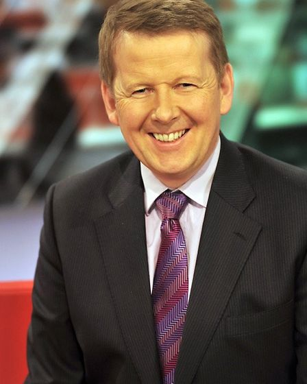 Bill Turnbull, who will be chairing the conference Picture: BBC