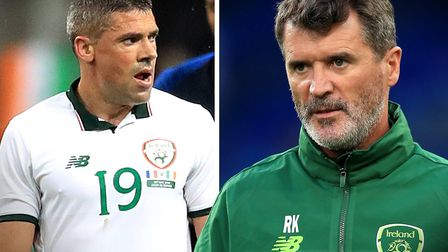 An audio file giving an account of an alleged row between Jon Walters and Roy Keane has been leaked