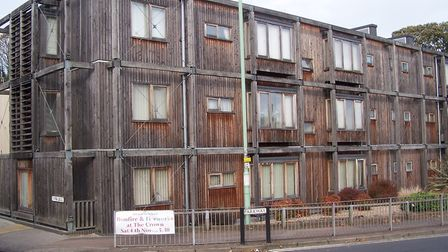 Unkind words have been used to describe the Goodfellow flats. What is your opinion? Picture: MARTYN