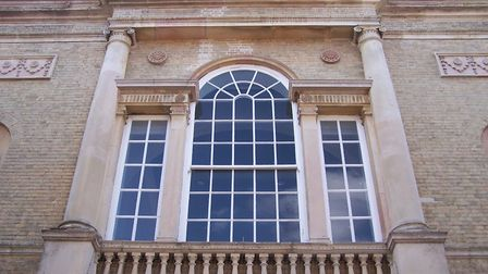 The Market Cross: Only the best for Bury St Edmunds by notable Scottish architect Robert Adam P