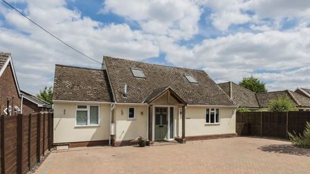 This property in Great Barton is on the market from Fine & Country. Picture: FINE & COUNTRY