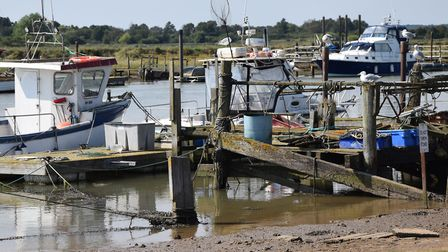 People will be able to enjoy Southwold Harbour this weekend with some sunny weather forecast Picture