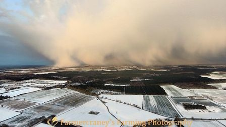 The 'Beast from the East' brought its own challenges for the fire service Picture: BEN CRANE