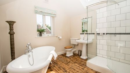 A beautifully updated period cottage situated in a quiet lane, just a short drive from the Heritage