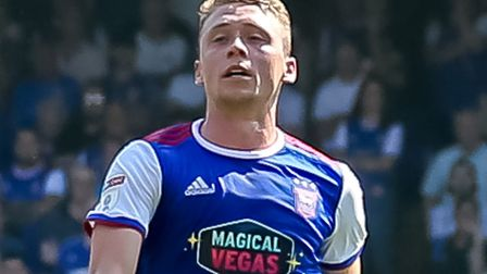 Pennington impressed on his debut against Norwich. Picture: STEVE WALLER