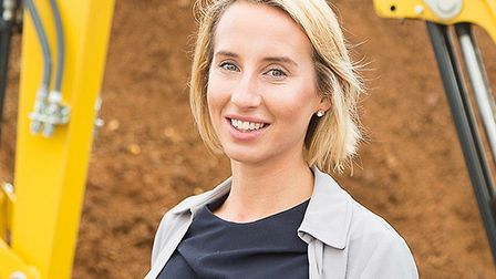 Clare Friel, consultant in the construction industry
