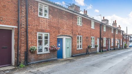 This cottage in Bredfield Street, Woodbridge, has a guide price of �300,000 from William H Brown. Pi