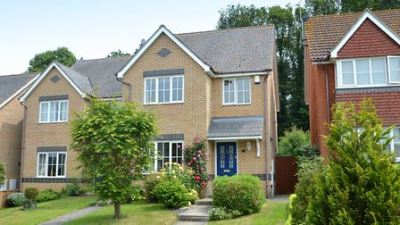 This house in Draymans Way, Ipswich, is available from Fenn Wright's Ipswich office. Picture: FENN W