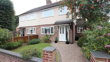 This home in Sheridan Walk, Colchester, is on the market with David Martin Group. Picture: DAVID MAR