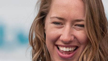 Lizzy Yarnold, who will visit Bury St Edmunds next month Picture: PHIL ROBINSON/PJRFOTO.COM