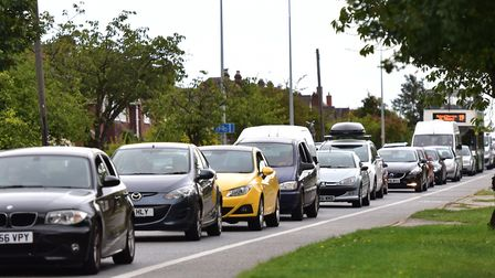 Do we all need to drive cars in towns? Picture: SARAH LUCY BROWN