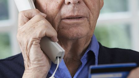 Trading Standards has warned people of a telephone scam in Suffolk Picture: GETTY IMAGES