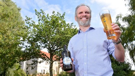 St Peter's Brewery CEO Steve Magnall talks about how the business has had a big turnaround and is no