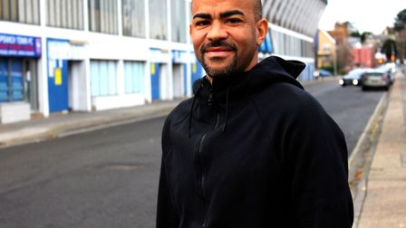 Kieron Dyer is an Ipswich Town icon. Picture: ROSS HALLS