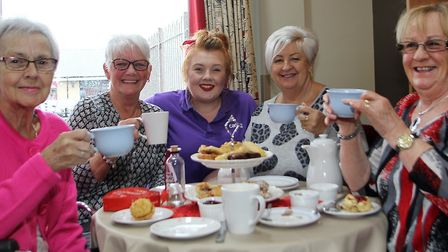 Two Bury St Edmunds care homes will host Macmillan coffee mornings Picture: PAUL NIXON