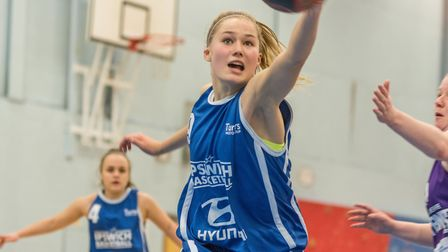 Esther Little is one of the best young players in the country. Picture: PAVEL KRICKA