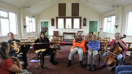 St Nicholas Church will be hosting music and drama this weekend Picture: SU ANDERSON