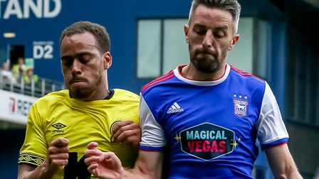 Cole Skuse left the game at Derby with an injury on Tuesday. Picture: STEVE WALLER