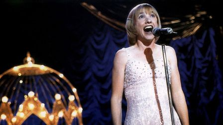Jane Horrocks as Laura the timid girl with an amazing vocal talent, facing her fears and making a n