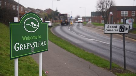Greenstead, Colchester Picture: LUCY TAYLOR