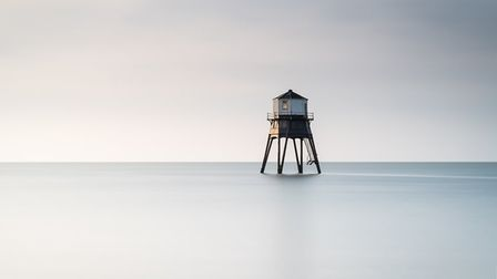 One of Owen Clarke's series of landscape photographs From the River to the Sea Photo: Owen Clarke