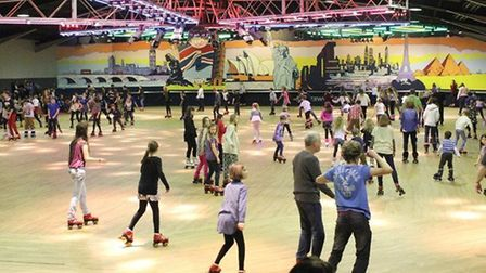 Rollerworld in Colchester Picture: SUBMITTED