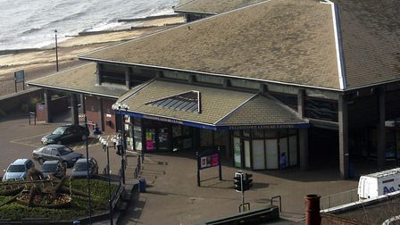 Go for a swim at the Felixstowe Leisure Centre Picture: