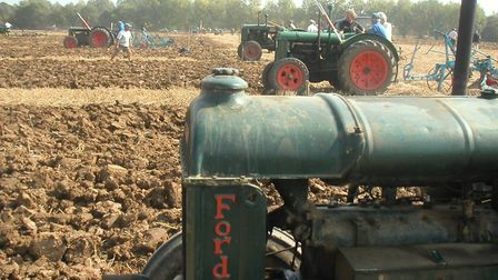 Ongar Ploughing Match Picture: RALPH METSON