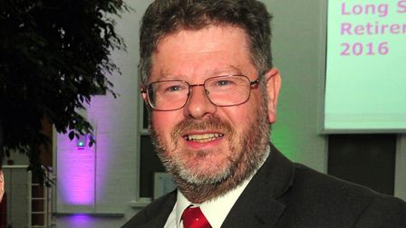 Labour agent John Cook was sent a letter asking him to join the Tory party! Picture: DAVID GARRAD