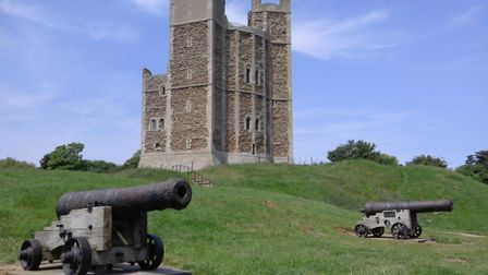 Orford Castle, which is managed by English Heritage Picture: BARRIE BROOKS/CITIZENSIDE.COM