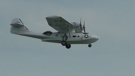 Aircraft taking part in last year's Clacton Airshow. Picture: TDC