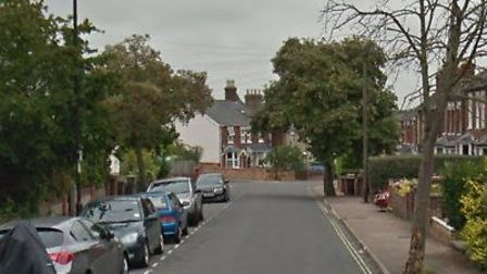 Springfield Road in Bury St Edmunds Picture: GOOGLE MAPS
