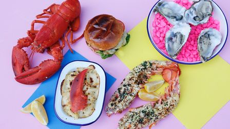 The Cells by Dirty Lobster - the food. Picture: Tomo Travelskie