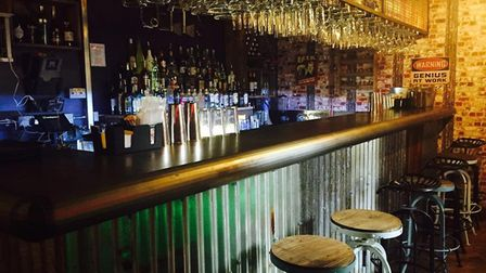 The Cells bar. Picture: Tomo Travelskie