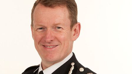 Chief constable Stephen Kavanagh also condemned the attack Picture: ESSEX POLICE