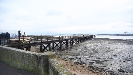 Shotley Pier has now had two plans fro regeneration rejected in the last five years - this is the fi