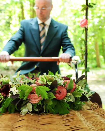 Rosedale is a founder member of the Association of Green Funeral Directors