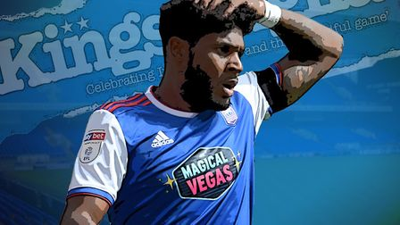 Ellis Harrison is yet to open his account for Ipswich Town. He's discussed on this week's Kings of A