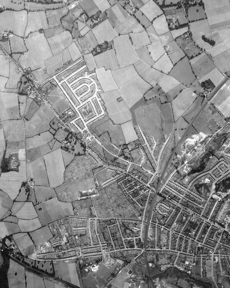 Days Gone By recently featured the expansion of the west side of Ipswich including Castle Hill and t