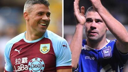Jon Walters left Ipswich Town in 2010 for Stoke and could be returning on loan. Picture: PA/Alex Fai