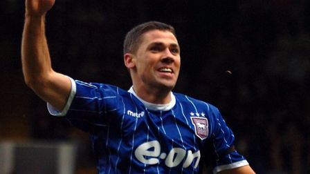 Former Ipswich striker Jon Walters could be set for a return. Picture: ARCHANT