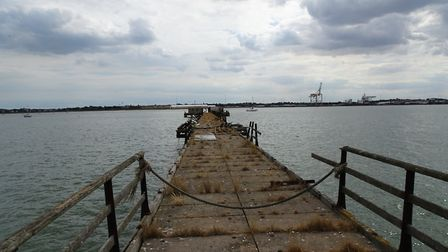 Plans for the future of the pier are top of the agenda for a future meeting between supporters and o