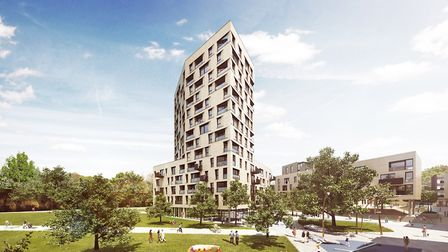 Looking for a modern home within an easy commute of London? City Park West in Chelmsford is the answ