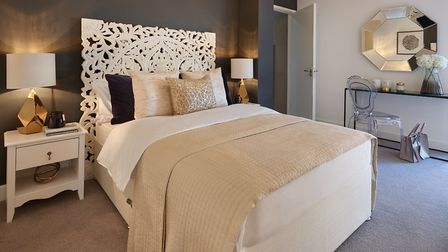 Generously-sized master bedrooms come with their own en-suite, and many with built-in wardrobes