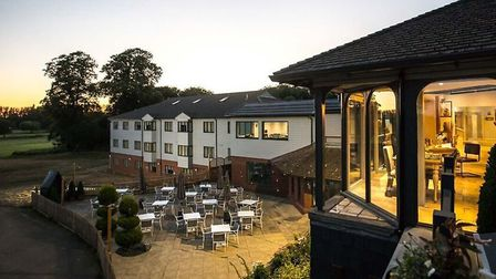 All Saints Hotel on the outskirts of Bury St Edmunds has submitted plans for a new bedroom wing Pict