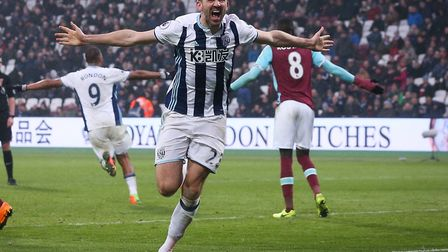 Gareth McAuley is a free agent after leaving West Brom this summer. Photo: PA