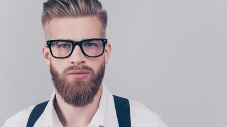 Happy Beard Day, well-groomed hipster. Picture: Getty Images/iStockphoto/Deagreez
