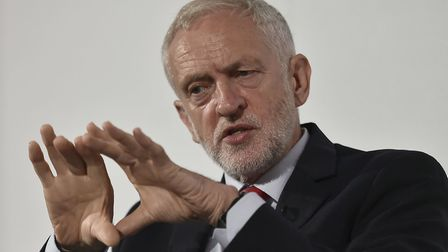 Happy Beard Day, Labour leader Jeremy Corbyn - the only party leader with a beard. Picture: Neil Han